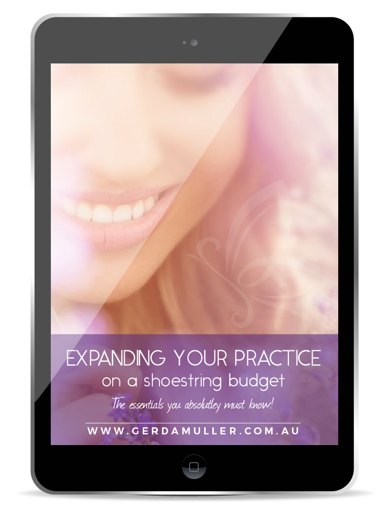 Expanding Your Practice on a Shoestring Budget