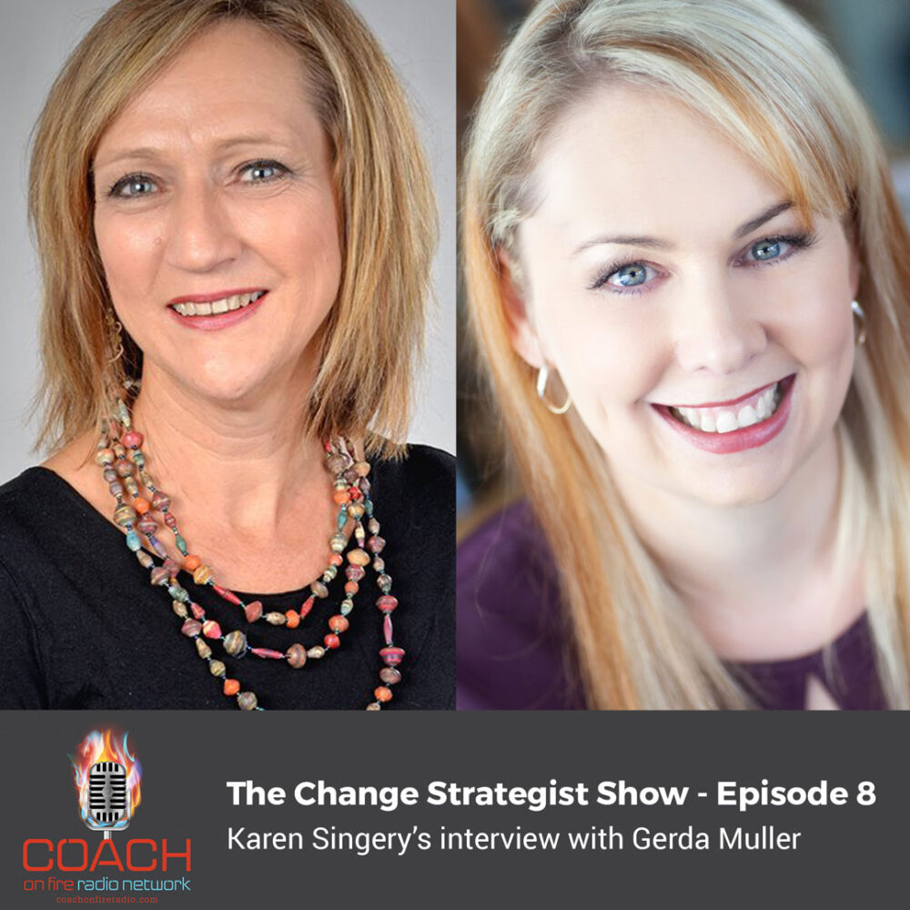 Interview The Change Strategist Show