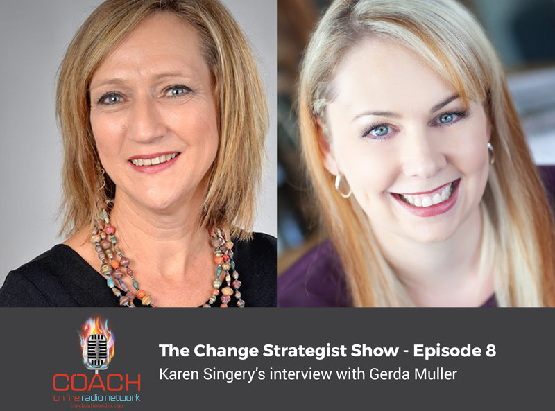 Interview with Gerda Muller