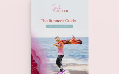 The Runners' Guide to Time-Mastery