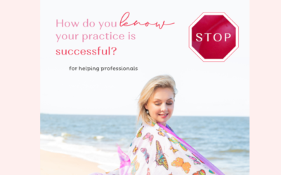 How do you know when your practice is successful?